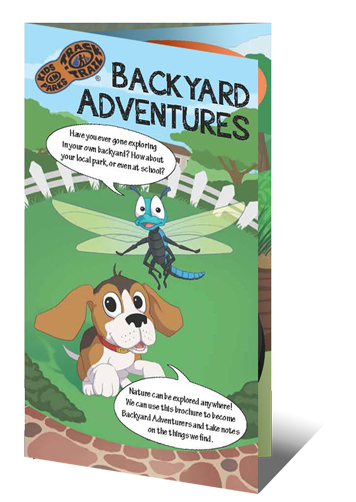 Backyard Adventures brochure