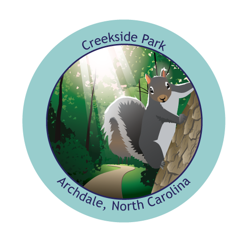 Creekside Park Sticker