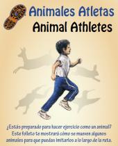 Bilingual Animal Athletes brochure thumbnail