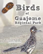 Birds of Guajome Regional Park brochure