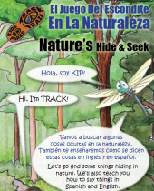 Bilingual Nature's Hide and Seek brochure thumbnail