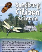 Sandburg Citizen Science brochure