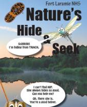 Fort Laramie Hide and Seek brochure