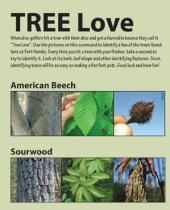 """Tree Love"" disc golf scorecard"