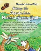 Hiking the Appalachian National Scenic Trail brochure