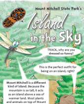 Island in the Sky brochure