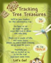 Tracking Tree Treasures brochures