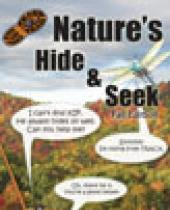 Nature's Hide and Seek Fall Edition brochure