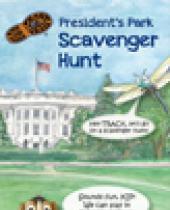 President's Park Scavenger Hunt Brochure thumbnail