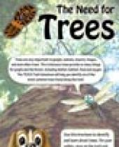 The Need for Trees brochure