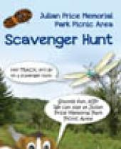 Price Memorial Park Picnic Area Scavenger Hunt brochure