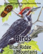 Town of Wytheville's Crystal Springs: Birds of the Blue Ridge brochure