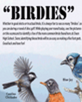 "Owen High Disc Golf: ""Birdies"" Scorecard"