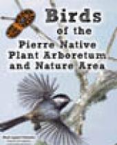 Birds of the Pierre Native Plant Arboretum brochure