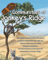 Communities of Jockey's Ridge brochure