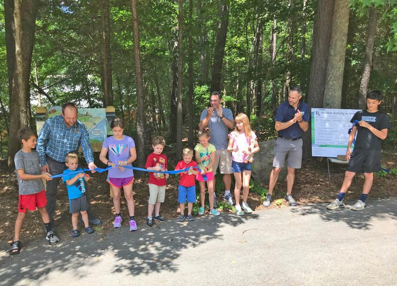 Opening at Rock Quarry Park