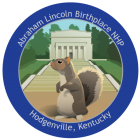 Sticker for Abraham Lincoln Birthplace NHP