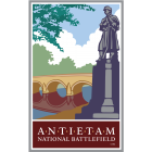 Collectible sticker for Antietam