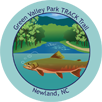 Collectible Sticker for Avery County's Green Valley Park