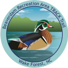 Collectible sticker for Beaverdam Recreation Area - Falls Lake