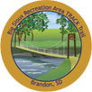 Collectible sticker for Big Sioux Recreation Area