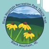 Collectible sticker for Black Mountain Veterans Park