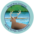 Broad River Greenway Sticker
