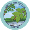 Collectible Sticker for Cape Fear River Trail