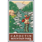 Collectible Sticker for Catoctin Mountain Park
