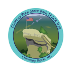 Sticker for Chimney Rock State Park (Rumbling Bald)