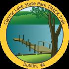 Claytor lake TRACK Trail sticker