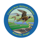 Crooked River Wetlands Sticker