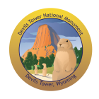 Devils Tower Sticker