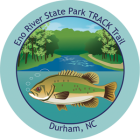 Collectible Sticker for Eno River State Park