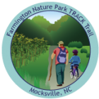 Collectible sticker for Farmington Nature Park