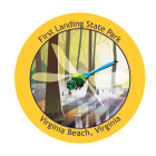 First Landing State Park Sticker