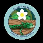 Gorges State Park Sticker