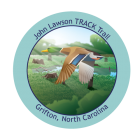 John Lawson TRACK Trail sticker