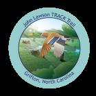John Lawson TRACK Trail sticker