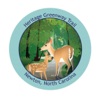 Collectible sticker for Heritage Trail Greenway