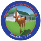 Collectible Sticker for Hogtown Creek Headwaters Nature Park