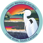 Collectible sticker for Vereen Memorial Gardens