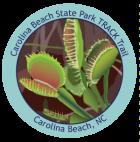 Collectible sticker for Carolina Beach