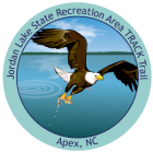 Collectible Sticker for Jordan Lake State Recreation Area