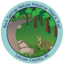 Collectible Sticker for Rock Springs Nature Preserve
