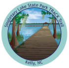 Collectible sticker for Singletary Lake State Park