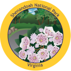 Collectible Sticker for Shenandoah Limberlost Trail