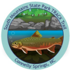 Collectible sticker for South Mountains State Park