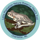 Collectible sticker for Latta Plantation
