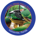 Collectible sticker for Loblolly Woods Nature Park